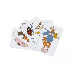 Bataflash gioco di carte Djeco