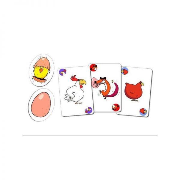 Piou Piou gioco di carte Djeco