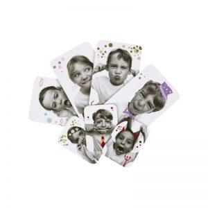 Grimaces gioco di carte Djeco