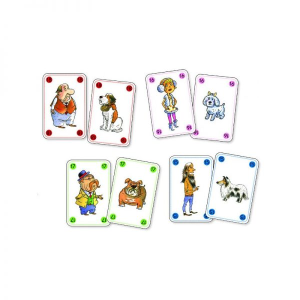 Pitit Kem's gioco di carte Djeco