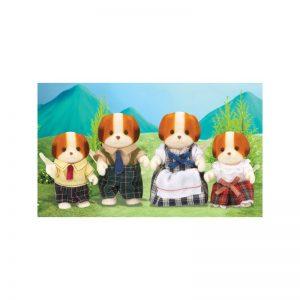 Famiglia Cani Chiffon Sylvanian Families