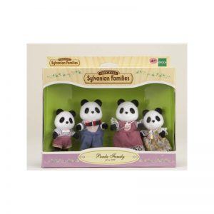 Famiglia Panda Sylvanian Families