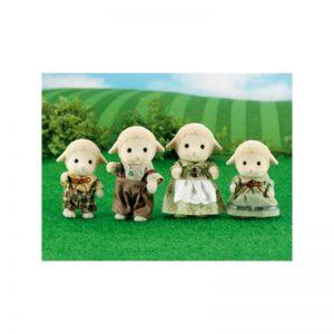 Famiglia Pecore Sylvanian Families