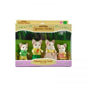 Famiglia Chihuahua Sylvanian Families