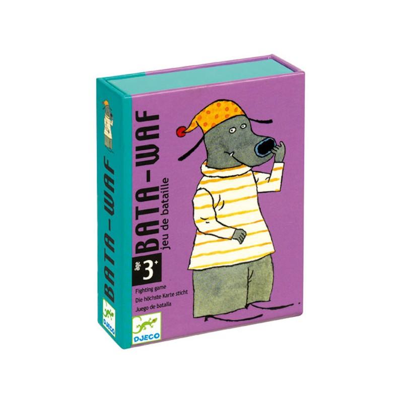 Batawaf gioco di carte Djeco