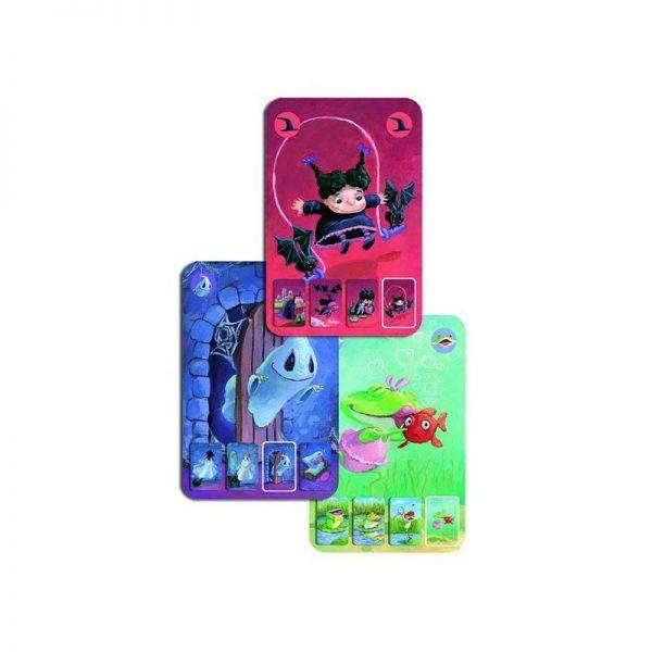 Mini Family gioco di carte Djeco