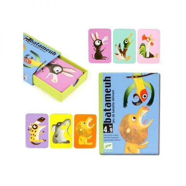 Batameuh gioco di carte Djeco