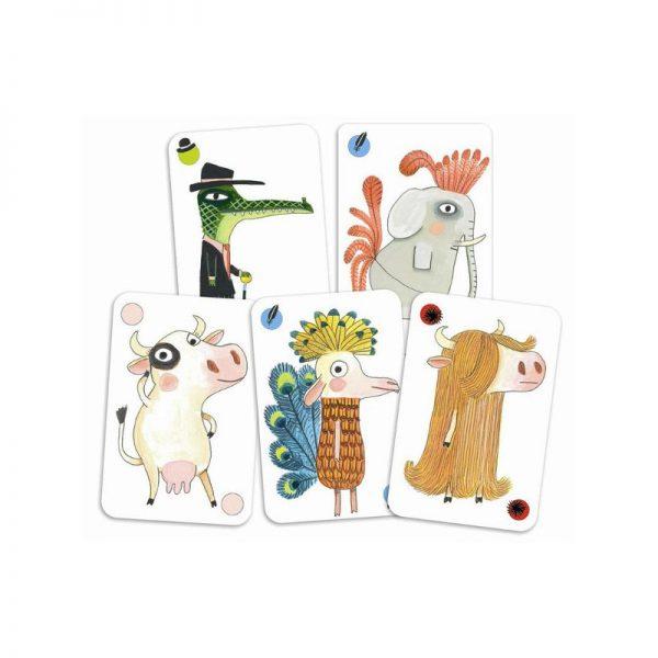 Pipolo gioco di carte Djeco