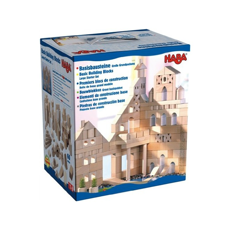 Costruzioni di legno Grande di Haba