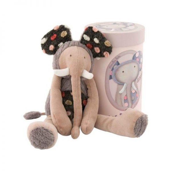 Elefante Les Zazous di Moulin Roty