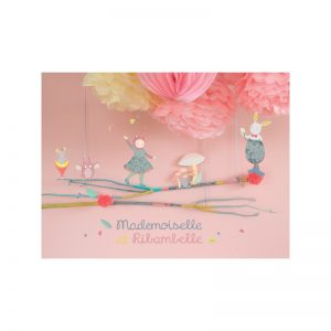 Doudou Fatina Mademoiselle et Ribambelle