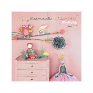 Giostrina Musicale Mademoiselle et Ribambelle