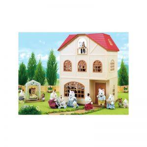 Casa a 3 piani Sylvanian Families