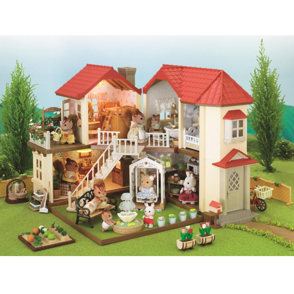 City House with Lights 2752 Sylvanian Families