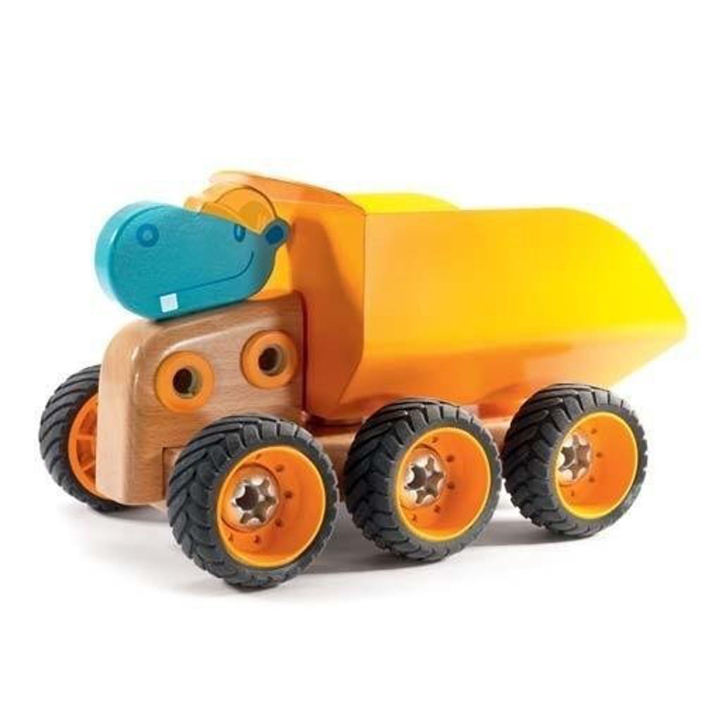 Hippo Ben Costruzioni Djeco