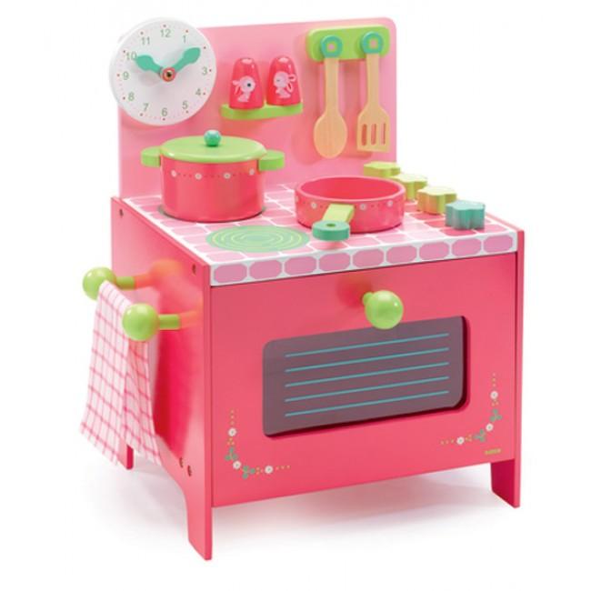 Cucina giocattolo in legno Lili Djeco