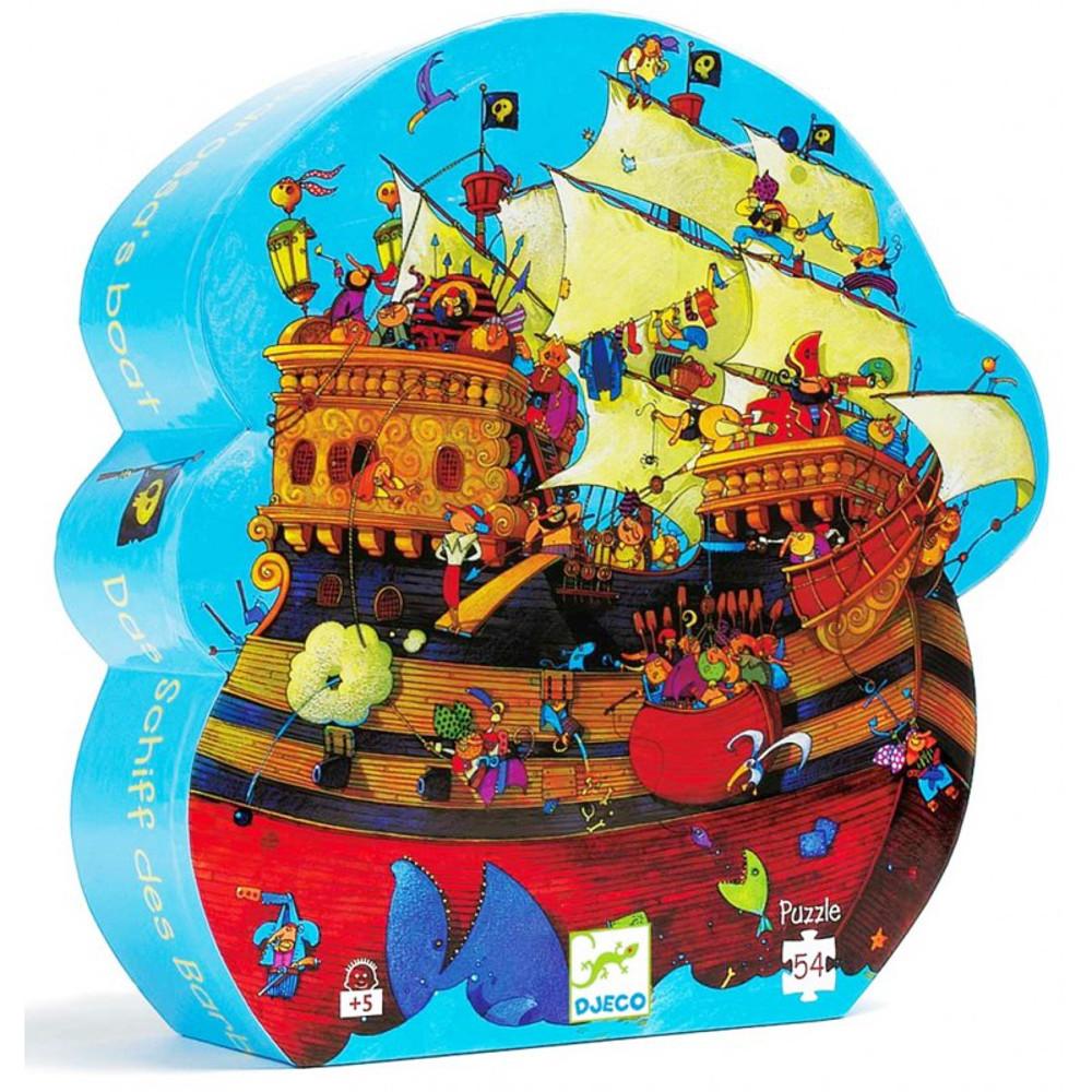 Puzzle Barbarossa Djeco