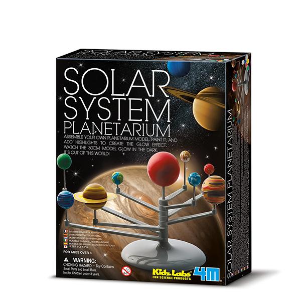 Sistema Solare planetario 4M