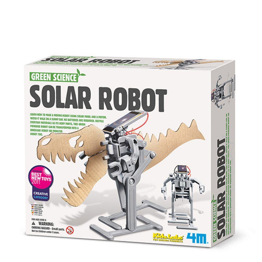 Solar Robot 4M