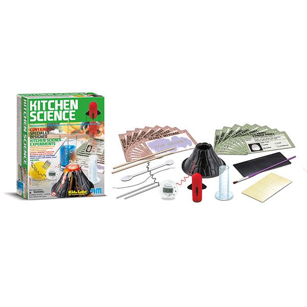 Scienza in Cucina 4M