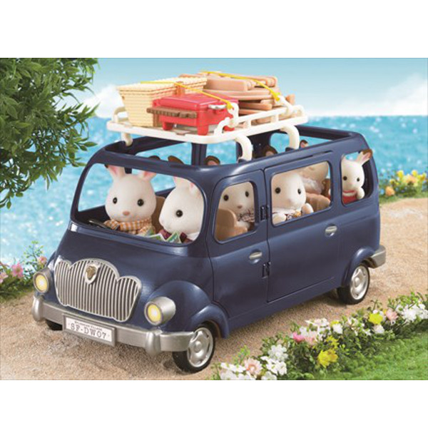 Family Seven Seater Sylvanian Families