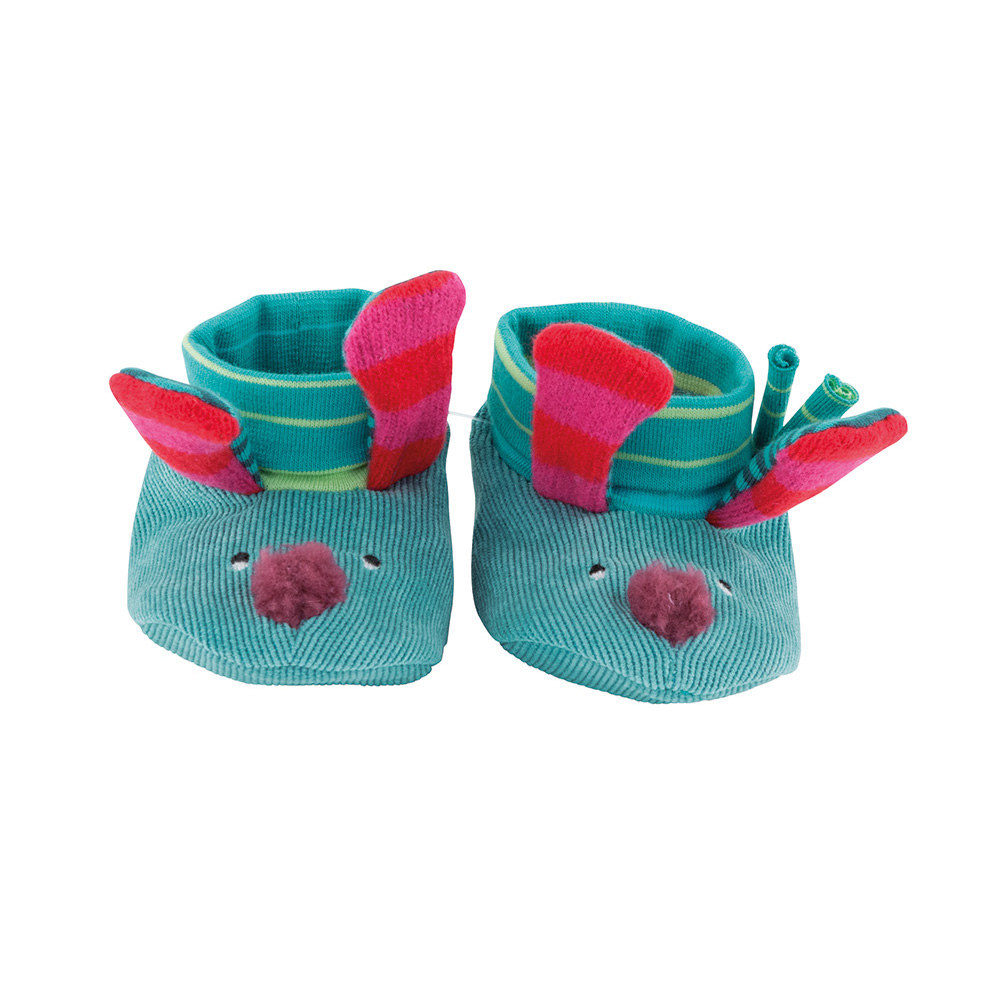 Pantofole Cagnolino Jolis pas Beaux Moulin Roty