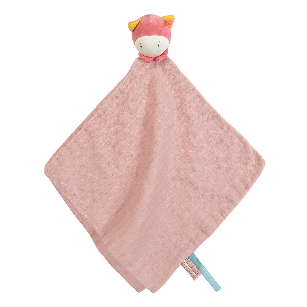Doudou bambola Mademoiselle et Ribambelle