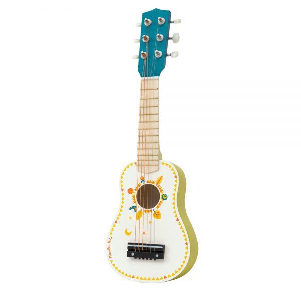 chitarra verde-0