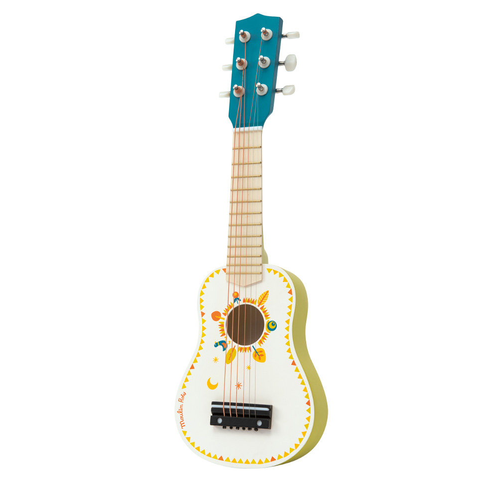 Chitarra Verde Moulin Roty
