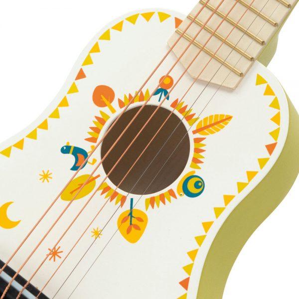 chitarra verde-1