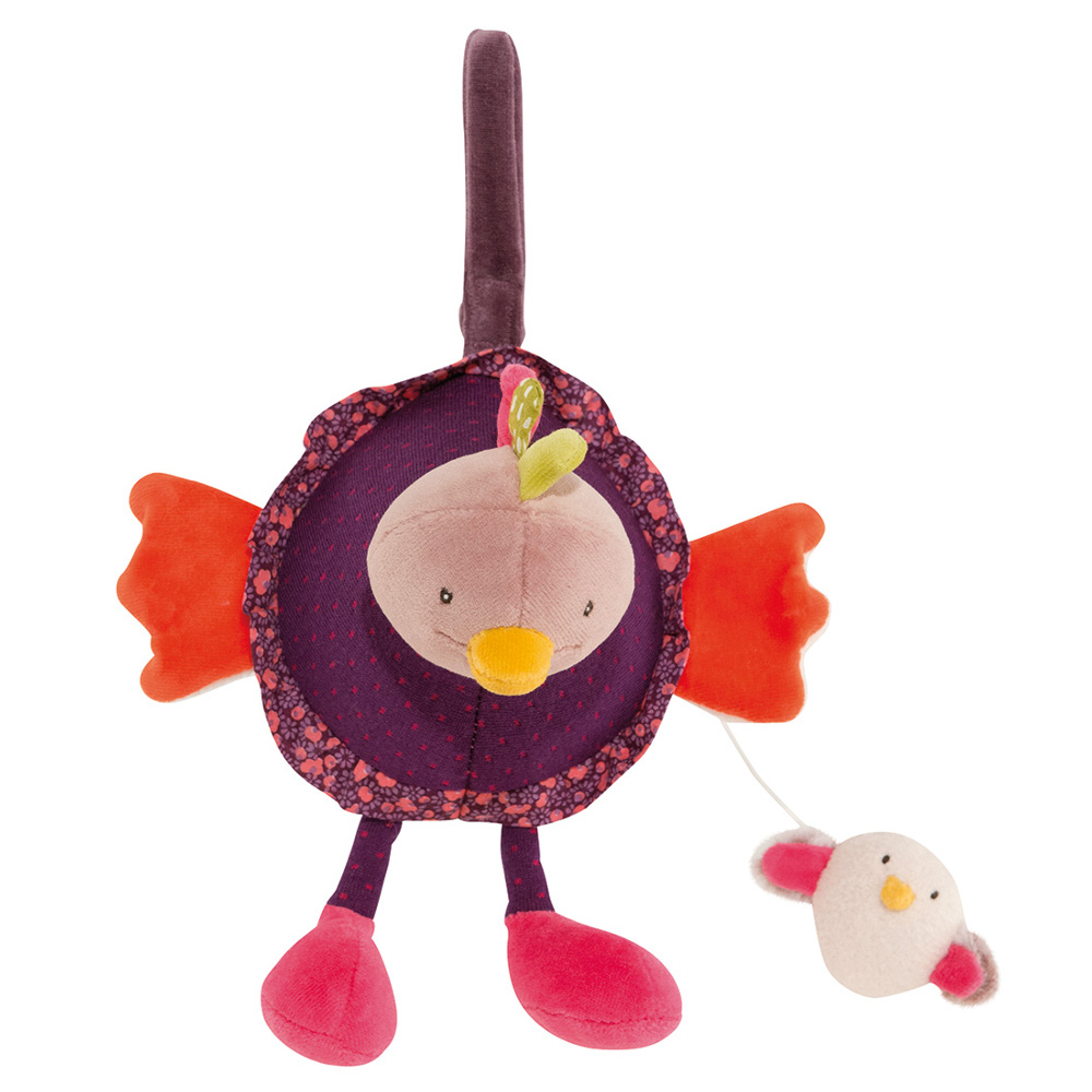 Gallina Musicale Moulin Roty