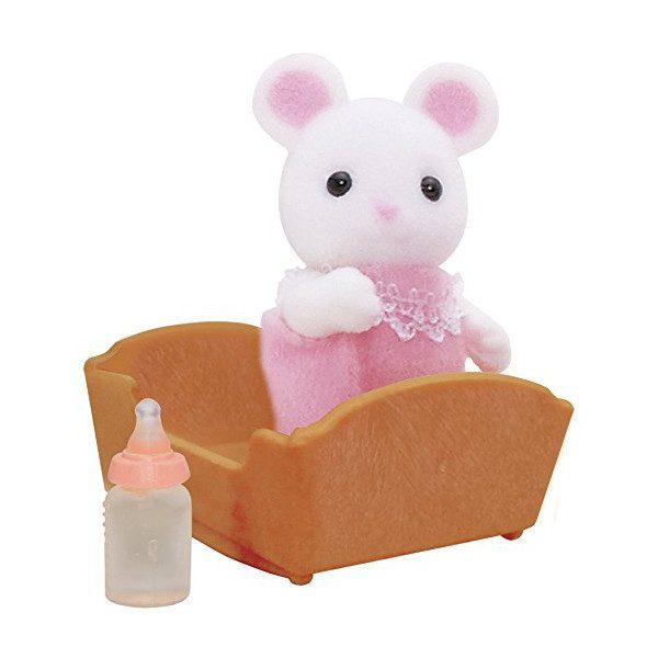 bebè topolino bianco-0