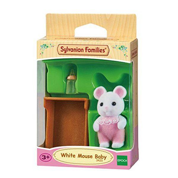 bebè topolino bianco-1