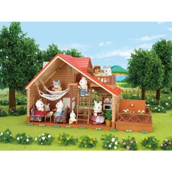 casa di campagna arredata-1