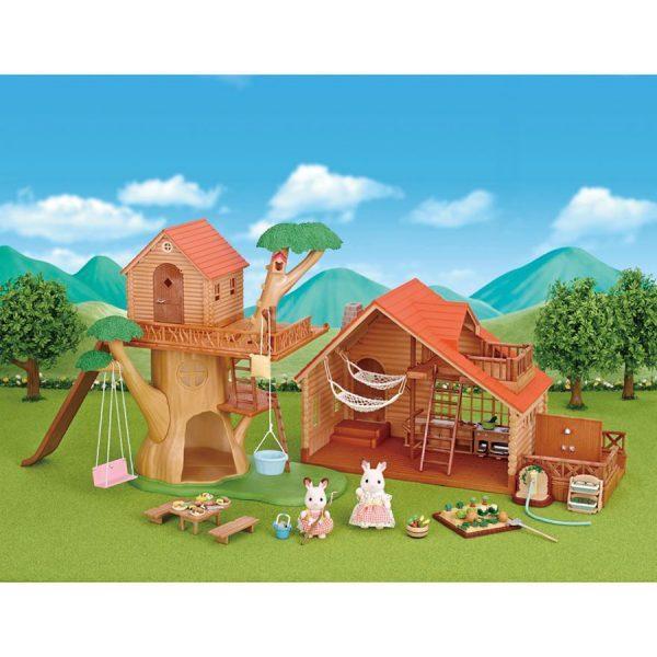 casa di campagna arredata-4