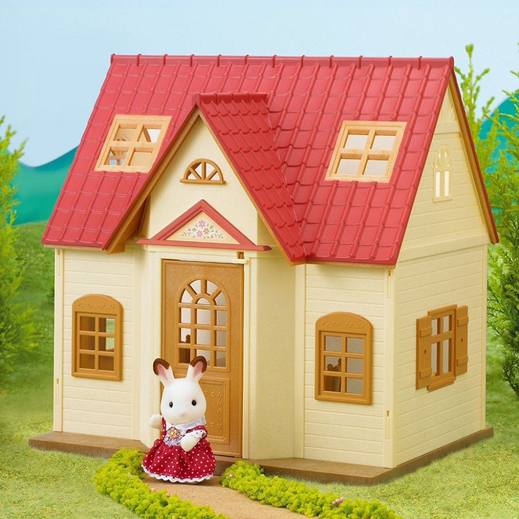 Cosy Cottage Starter House 5242 Sylvanian Families