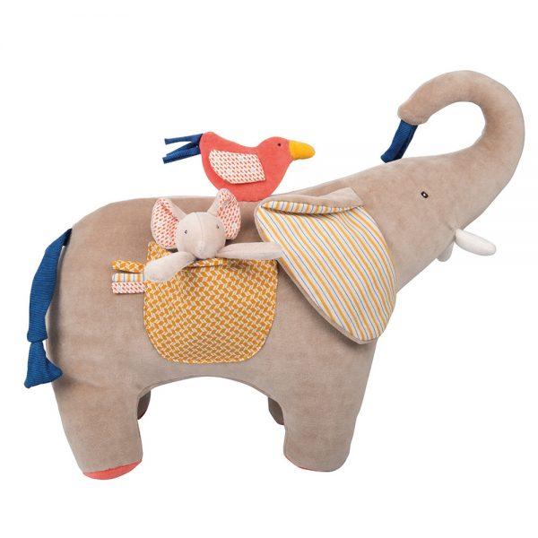 elefante attività-0