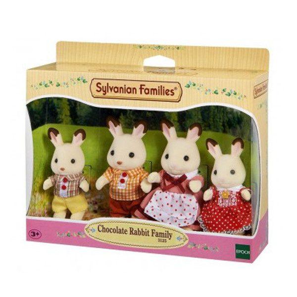 famiglia conigli cioccolato-2
