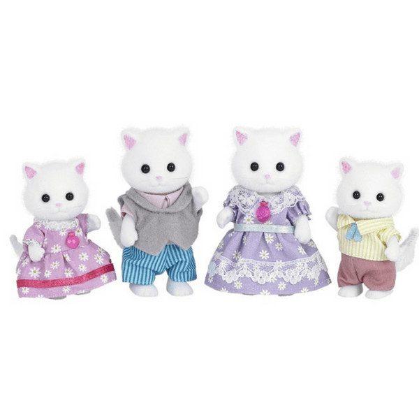 famiglia gatti persiani-0