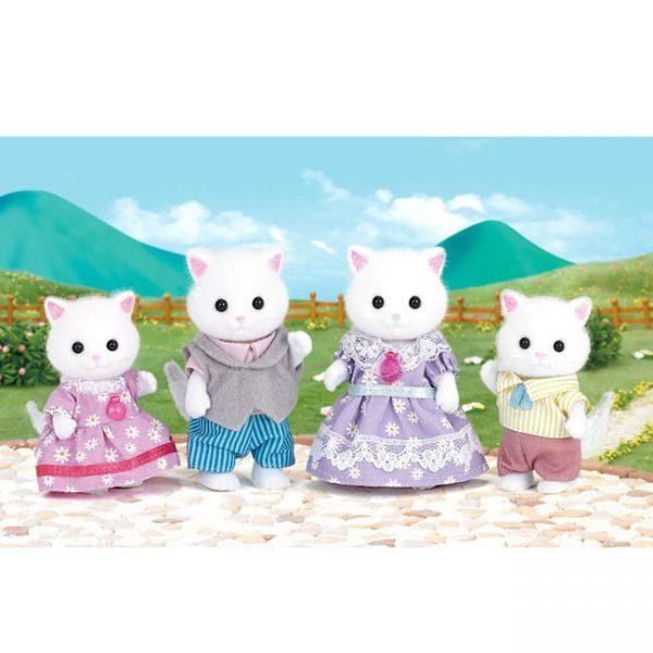 famiglia gatti persiani-1