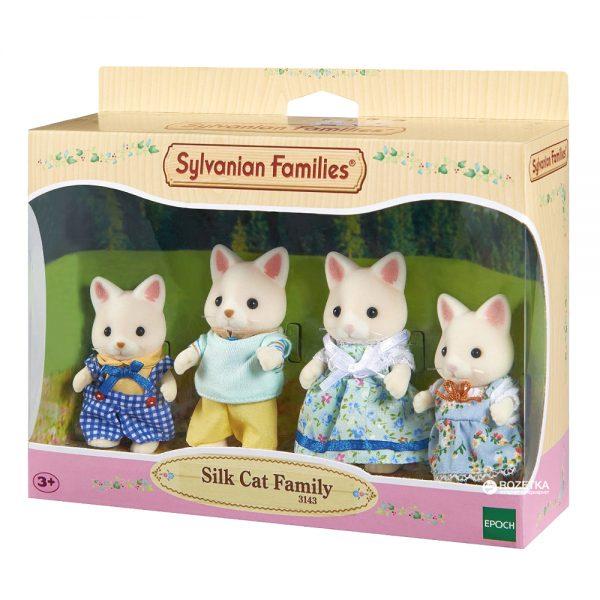 famiglia gatti silk-2