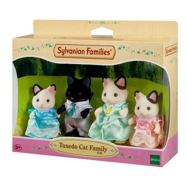 famiglia gatti tuxedo-2
