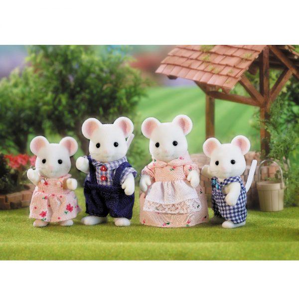 famiglia topolini bianchi-1