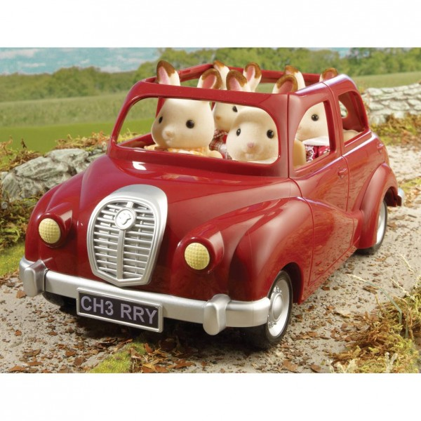Auto Rossa 2002 Sylvanian Families