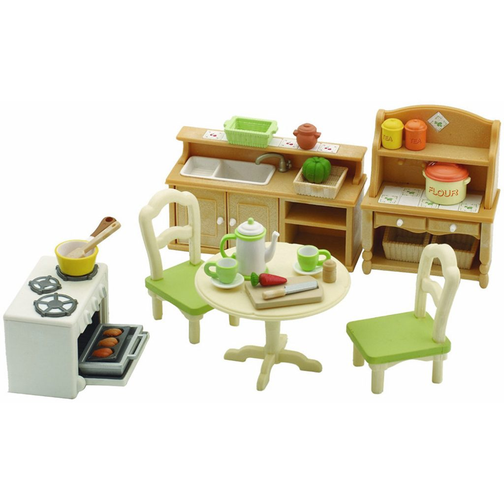 Country Kitchen Set 2951 Sylvanian Families
