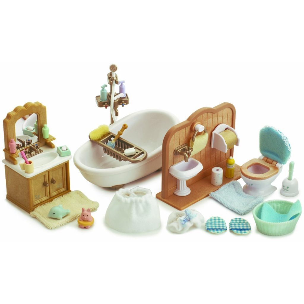 Bathroom Set 2952 Sylvanian Families