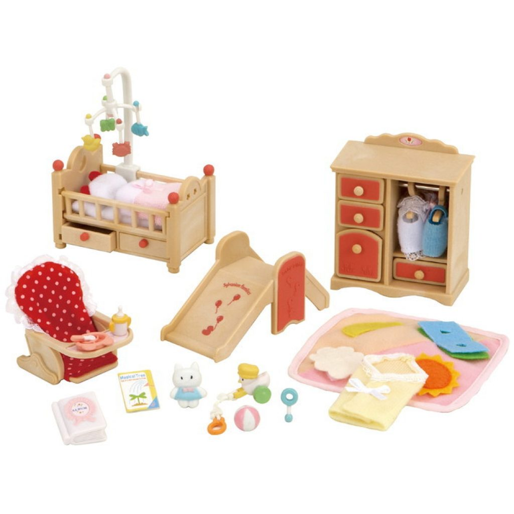 Baby Room Set 2954 Sylvanian Families