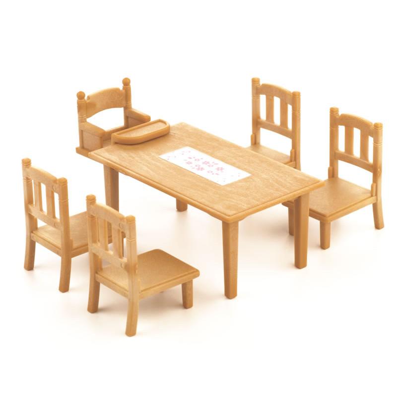 Tavolo da pranzo Sylvanian Families