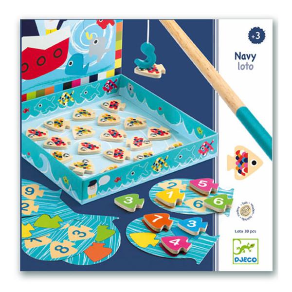 Navy-loto DJ01688 Djeco