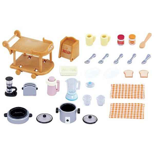 Set accessori Cucina Sylvanian Families